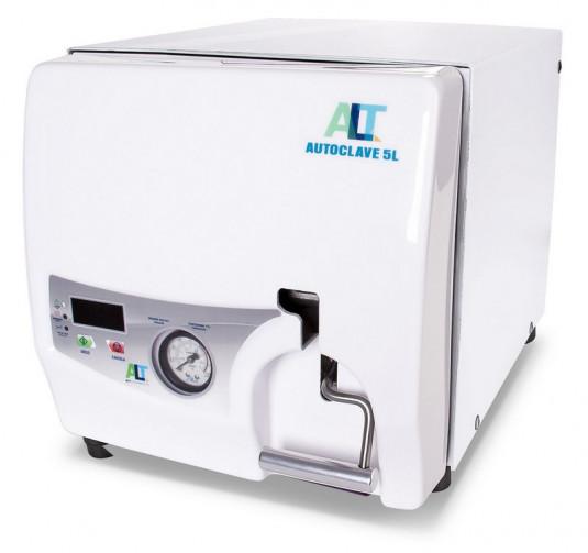 Autoclave 5 Litros Inox Alt Plus digital